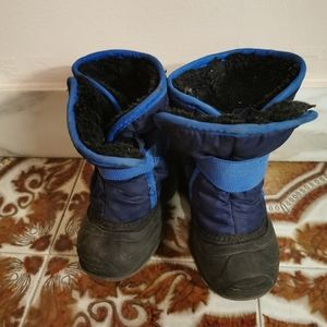 Kamik winter boots, size toddler 7